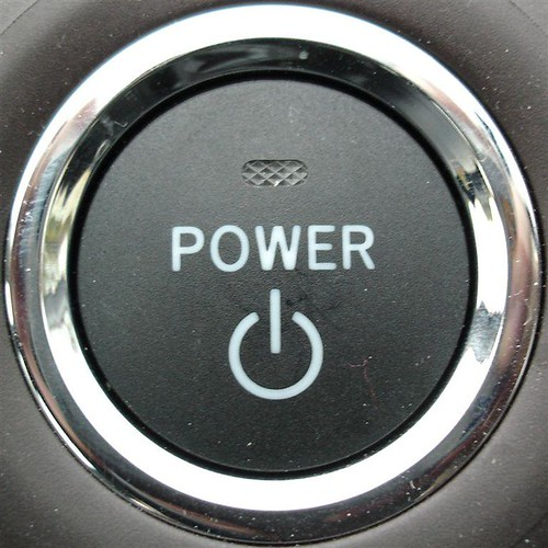 Prius Power Button | by Thom Watson