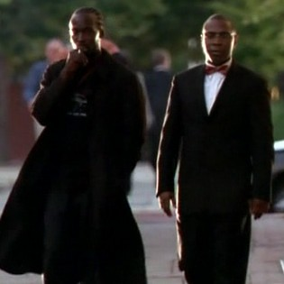 Omar and the Muslim guy from The Wire | by scriptingnews