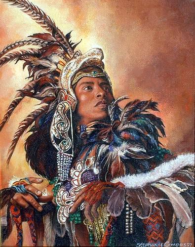 Aztec Dancer | Flickr - Photo Sharing!