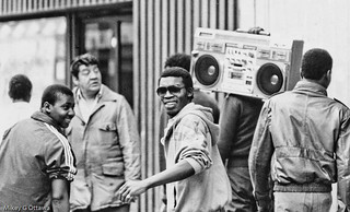 Boom Box - Montreal 1987 | by Mikey G Ottawa