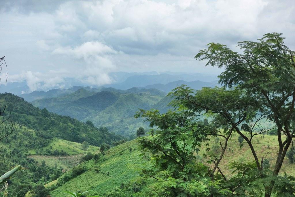 Myanmar - Trek Kalaw to Inle Lake