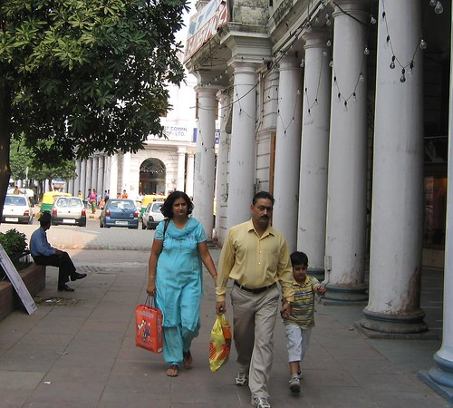 Shopping in Connaught Place | by prolix6x
