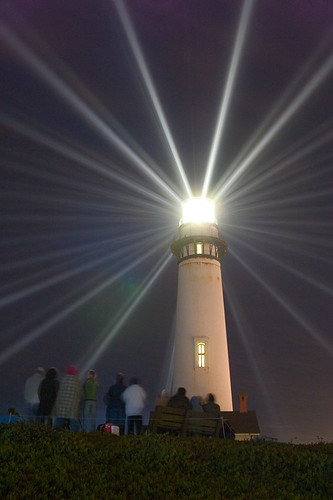 Pigeon Point Anniversary Lighting | by Andy Frazer