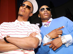 TI & Nelly | by SincereScorpion