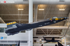 56-6672 3 - - NASA - North American X-15 Replica - Evergreen Air and Space Museum - McMinnville, Oregon - 131026 - Steven Gray - IMG_9204_HDR