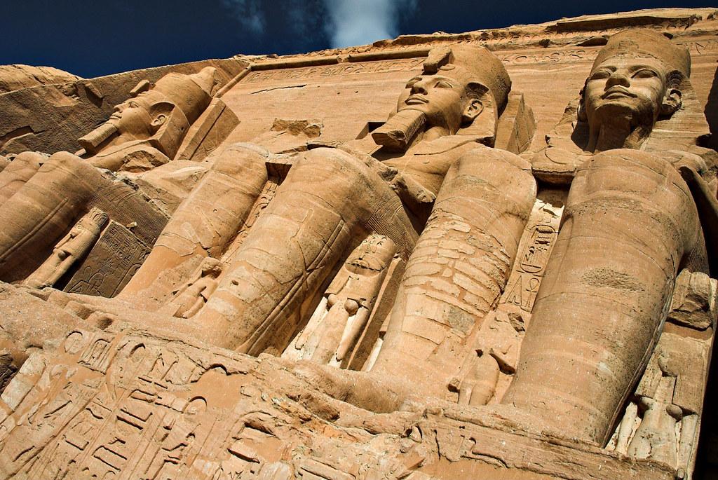 Sun Temple, Abu Simbel