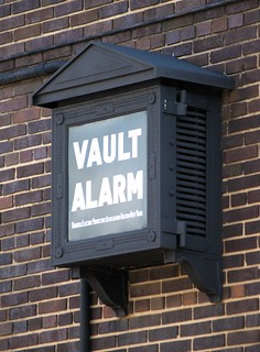 Banker's Electric Protective Association Vault Alarm (Takoma Park, MD) | by takomabibelot