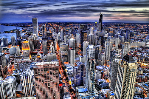 Chicago from Above | by Stuck in Customs