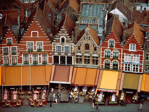Grote Market, Brugge, Belgium | by Photos from dpntcld2006