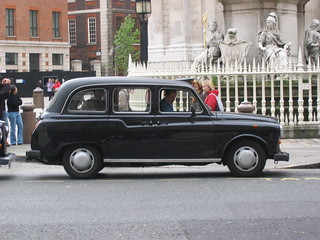 Black cab | by stevebott