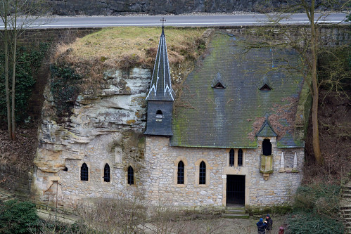 Luxembourg Church-in-a-Hill | by anaxila