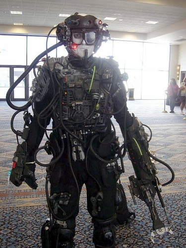 Borg, Las Vegas Star Trek Convention | by Eric3060