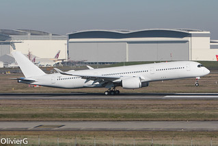 A350-951 Unknown MSN055 F-WZFI - TLS