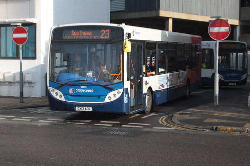 Stagecoach South 27878 GX13AOZ