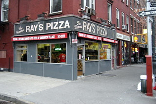 NYC - Greenwich Village: The Famous Ray's Pizza of Greenwich Village | by wallyg