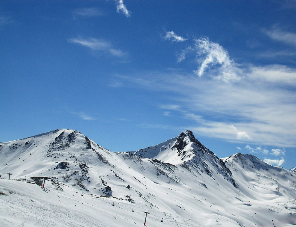 Feel The Whiteness Of Ski Area Livigno