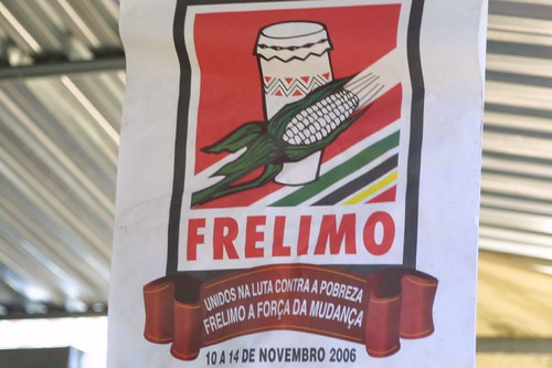 Frelimo Poster | by SouthAfricaLogue.com