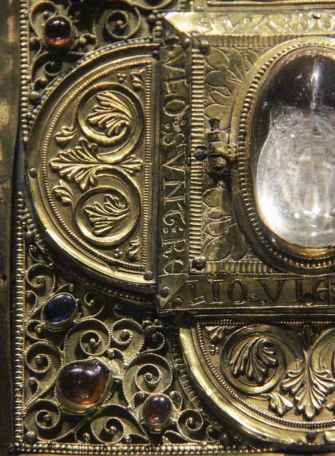 Phylactere de St Hubert - 1230-35
