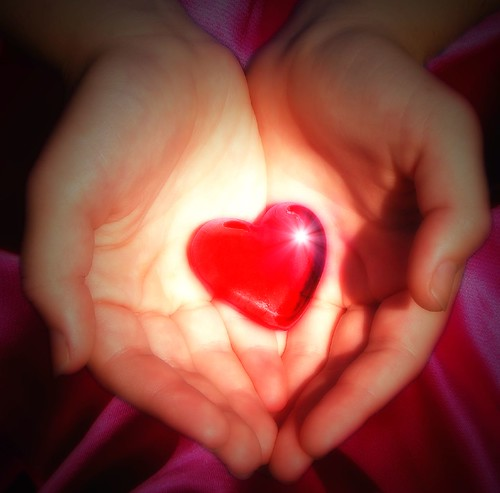 My heart in your hands | by aussiegall
