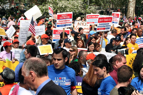Immigration Rally | by Boss Tweed