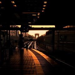 Subway...and Arc de triomphe