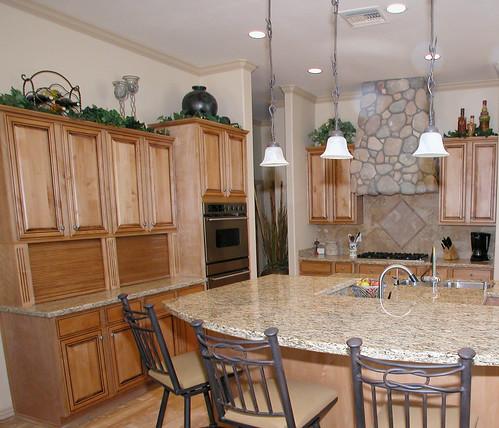 Kitchen Appliance Garage Ideas