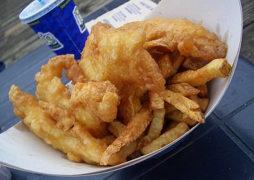 Pajo's, Steveston, B.C. | Pajo's famous fish and chips right… | Flickr