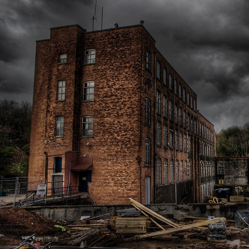 The Mill | by Simon Crubellier