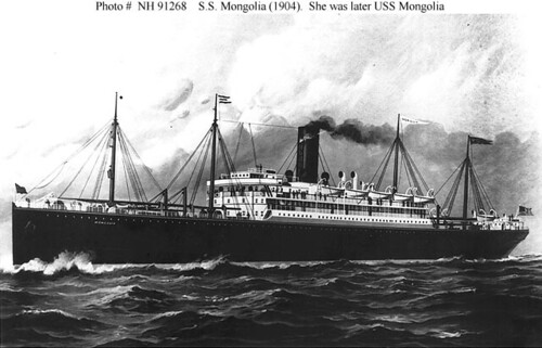 USS Mongolia | by richardschave