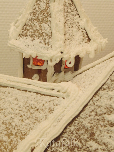The 2016 gingerbread house - 15