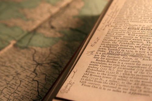 Marginalia and the Map | by The Hike Guy