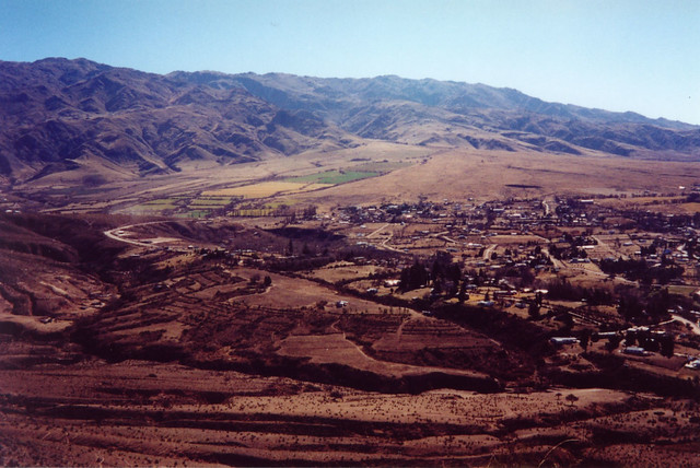 Cruz, Tafí del Valle
