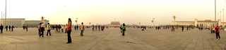 Tiananmen Square Panorama | by Saad.Akhtar