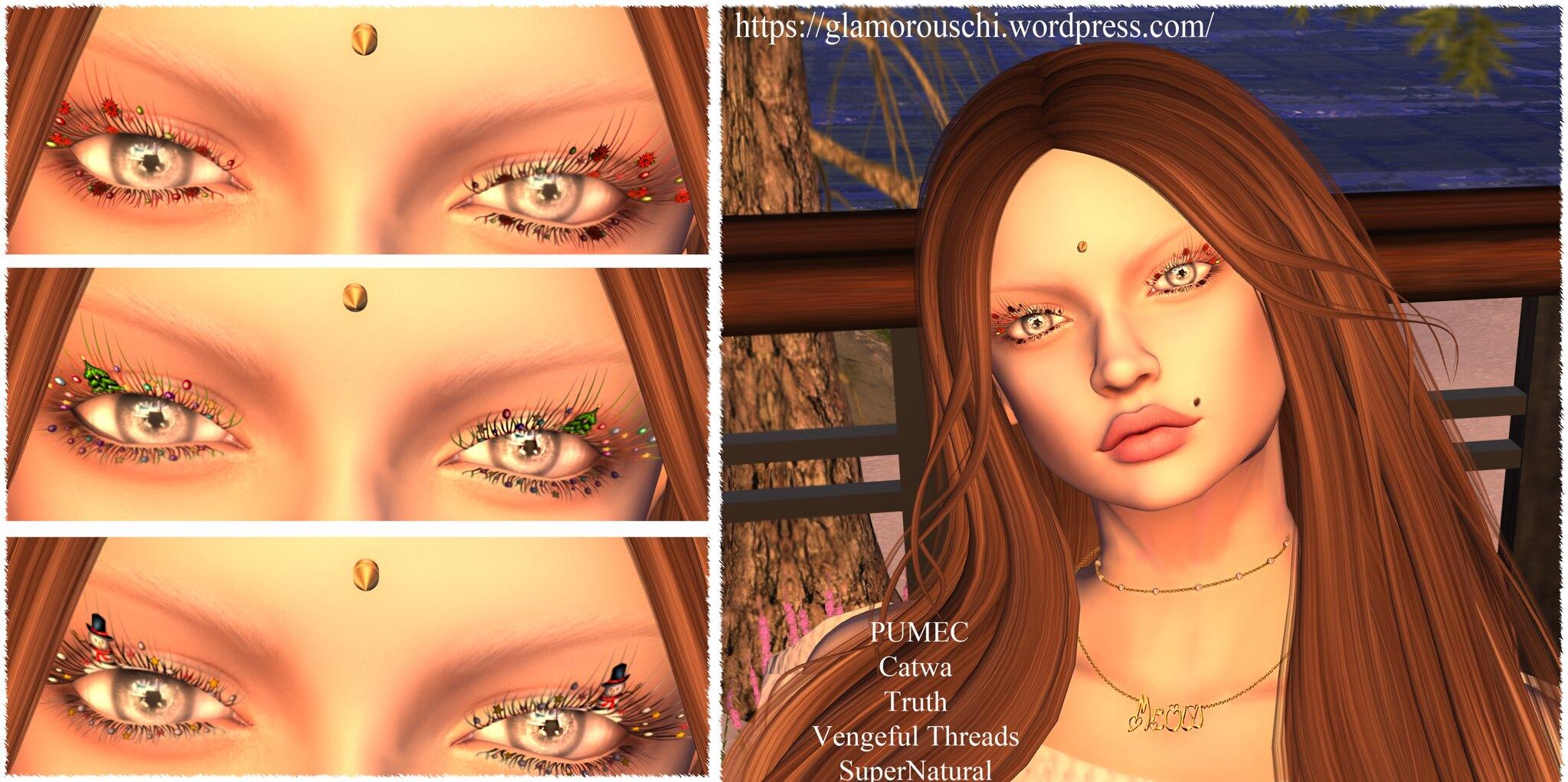 -17- Christmas Eyes