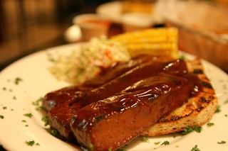 slab of BBQ ribs | by massdistraction