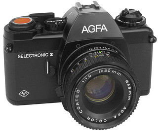 Agfa Selectronic 2 | by alf sigaro