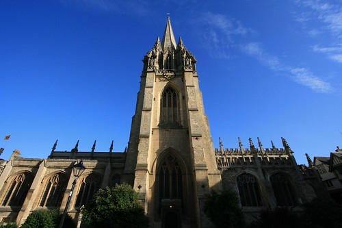 university church, oxford | by hayespdx