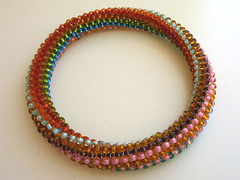 beaded bangle | by berlin101