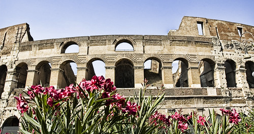 Colosseo in Afternoon | by Stuck in Customs