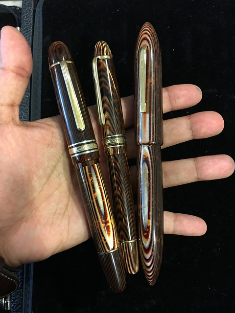 Madrid Pen Show 2016 Close Ups! @Iguana_Sell 1