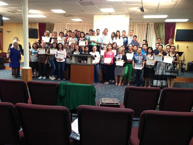 Taller de Preparación de Maestros de Escuela Dominical - Iglesia La Red - Agosto 2013