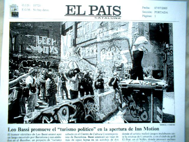 innmotion 2005 - prensa