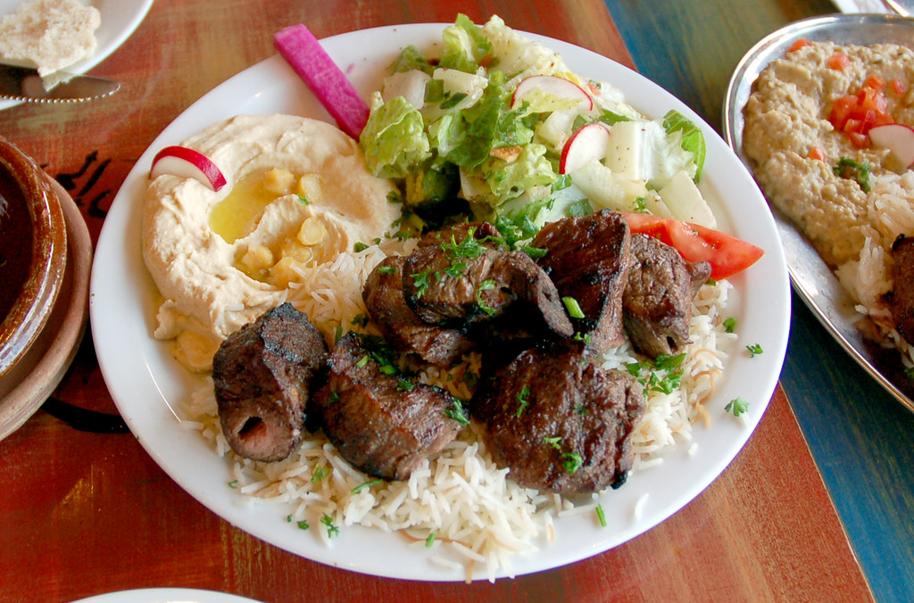 Filet Mignon Kabob