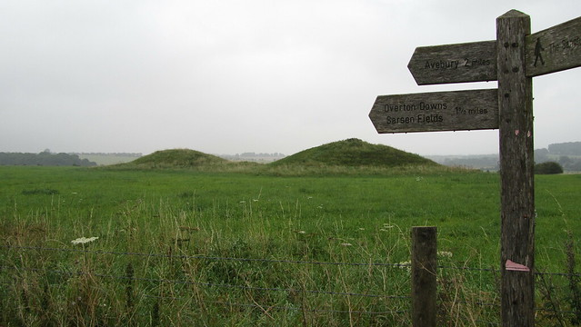 Bronze Age Seorfon Barrows