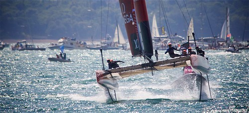 2015-07-25 - Americas Cup World Series - Portmouth