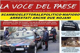 Noicattaro. Prima pagina n.48-2016 front