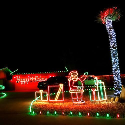 Eastridge lights