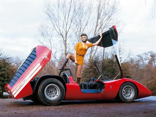 1969 Fiat Abarth 2000 Scorpione, by Pininfarina.