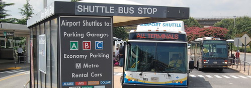 DCA National Airport Shuttle Services