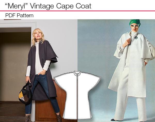 Meryl Coat